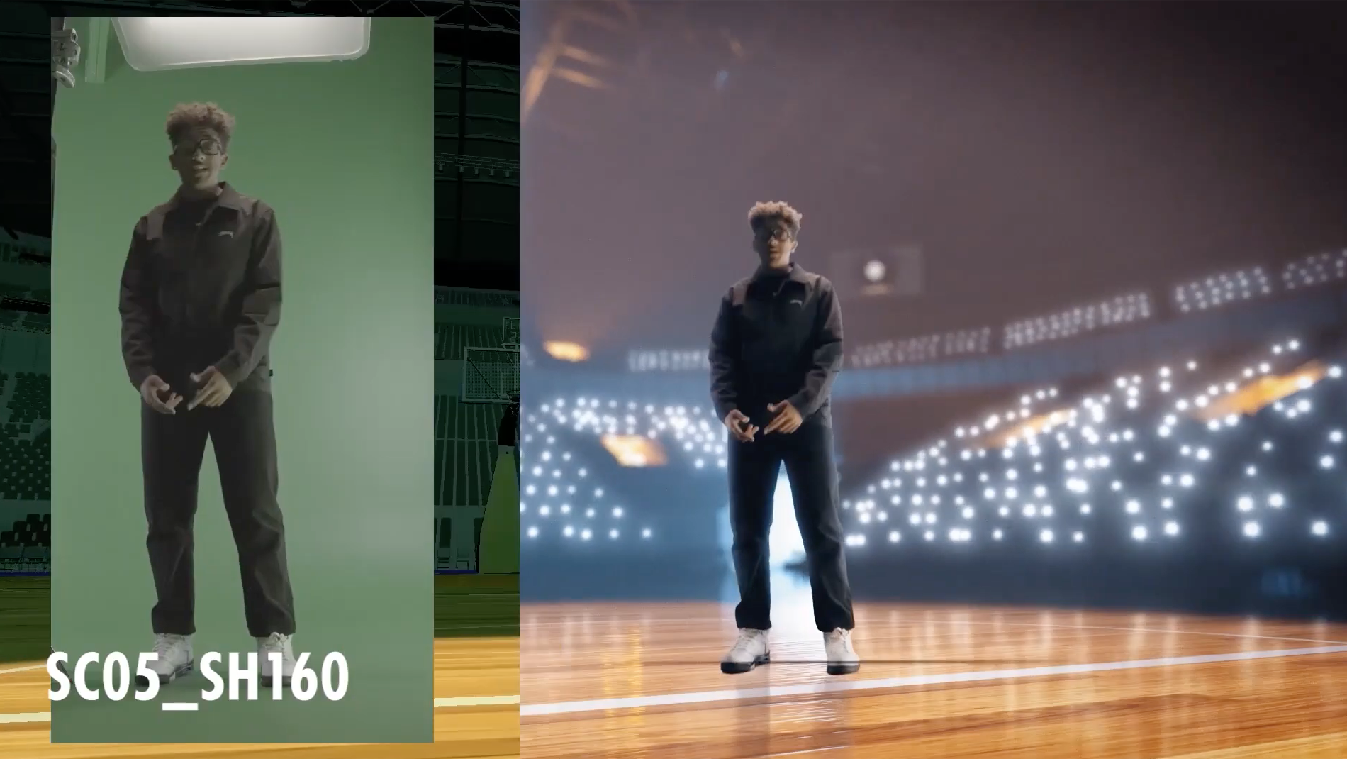 D-Bangz music video VFX breakdown