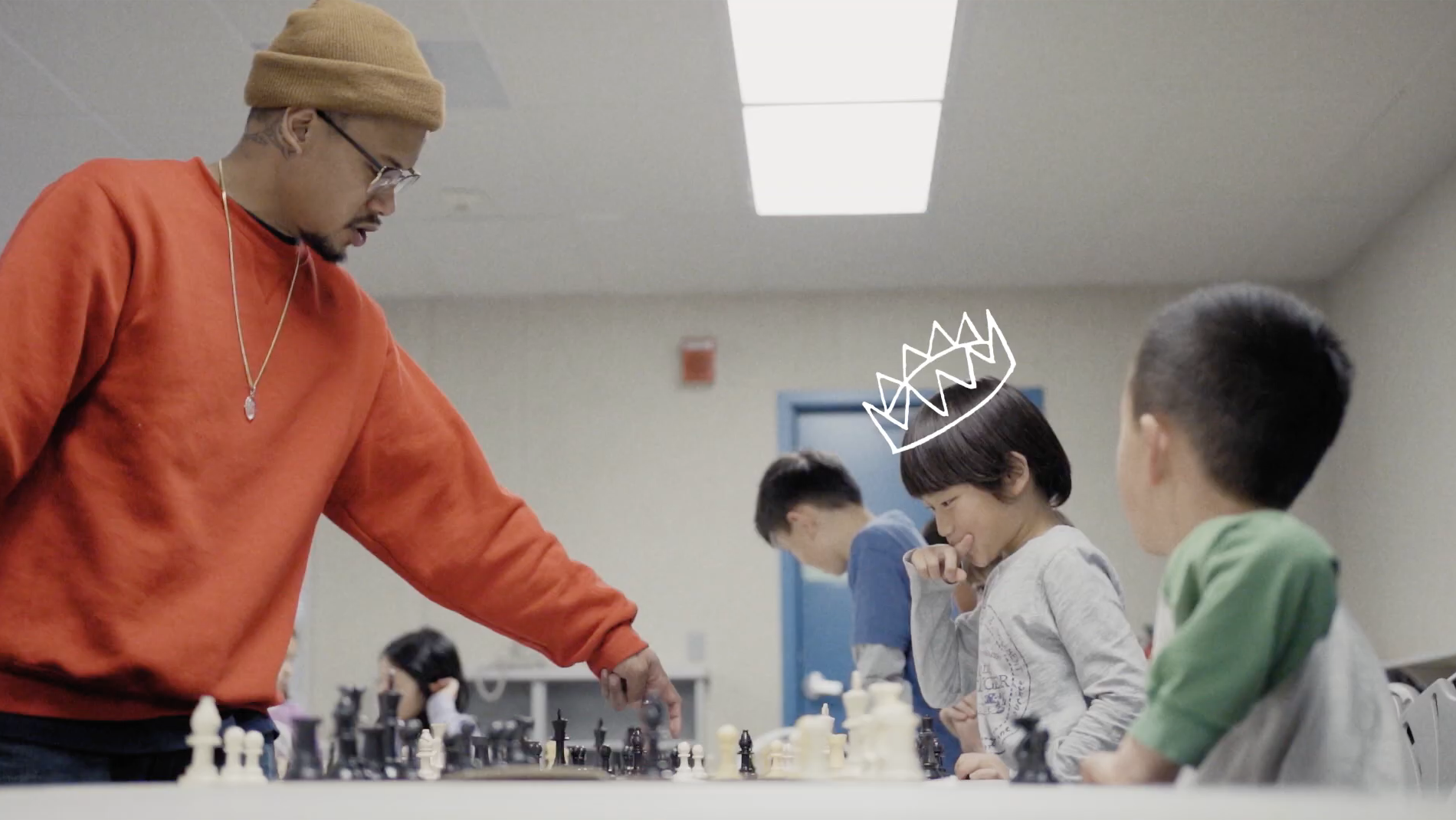 Sight By Sound EP. 2 : Rey Resurreccion - teaching kids to play chess